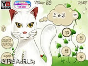 Флеш игра онлайн Ученый кот