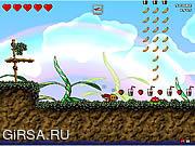 Флеш игра онлайн Кошка в Мыс / Cat in a Cape