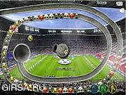Флеш игра онлайн Champions Zuma