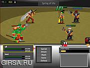 Флеш игра онлайн Битва чемпионов
