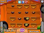 Флеш игра онлайн Погони Автомобиль Памяти / Chases Car Memory