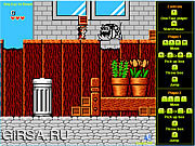 Флеш игра онлайн Chip and Dale Rescue Ranger
