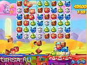 Флеш игра онлайн Choo-Choo Circus