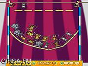 Флеш игра онлайн Circus Animals