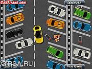 Флеш игра онлайн Городская парковка