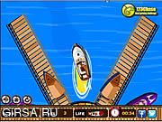 Флеш игра онлайн Classic Boat Parking