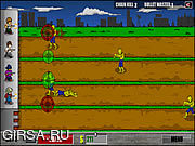 Флеш игра онлайн Совместная Защита / Co-Defense