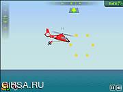 Флеш игра онлайн Береговая охрана / Coast Guard Helicopter