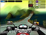 Флеш игра онлайн Гонки на мотоциклах и машинах 2