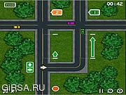 Флеш игра онлайн Color Traffic 2