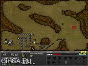 Флеш игра онлайн Командир Грид
