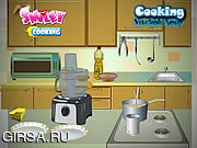 Флеш игра онлайн Cooking Vegetable Soup