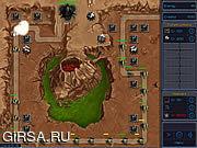 Флеш игра онлайн Межпланетные Войны