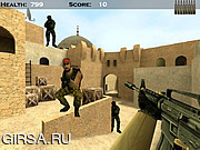 Флеш игра онлайн Counter Strike Реванш