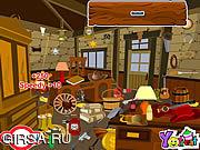 Флеш игра онлайн Дом ковбоя