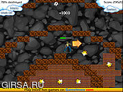 Флеш игра онлайн В поисках звезд / Crashboard
