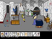 Флеш игра онлайн Сумасшедший Дом С Привидениями