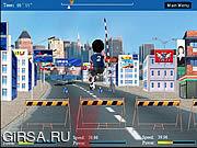 Флеш игра онлайн Сумасшедшие Гонки / Crazy Racing