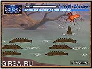 Флеш игра онлайн Crocodile Adventure