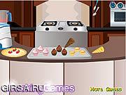 Флеш игра онлайн Cupcakes