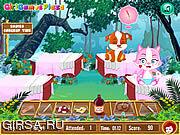 Флеш игра онлайн Cure My Baby Animals
