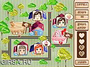 Флеш игра онлайн Пирожня маргаритки / Daisy Cupcakes