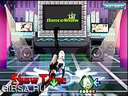 Флеш игра онлайн Танцевальное шоу / Dance Show Demo