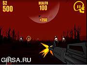 Флеш игра онлайн Мертвых Гринд / Dead Grind