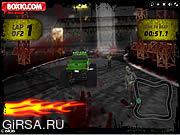 Флеш игра онлайн Мертвые шаги