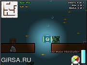 Флеш игра онлайн Deep Diver