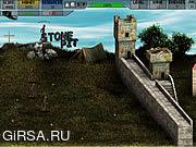 Флеш игра онлайн Защищать Деревню 2