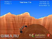 Флеш игра онлайн Багги пустыни