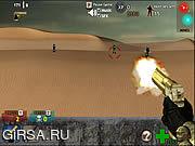 Флеш игра онлайн Крутой стрелок 2