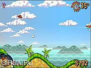 Флеш игра онлайн Dillo Hills