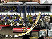 Флеш игра онлайн Мото-Арена 5