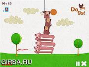 Флеш игра онлайн Собаки! / Dogs!