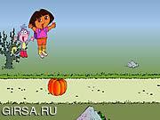 Флеш игра онлайн Даша спасает Принца