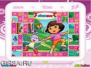 Игра Dora The Explorer Mix-Up