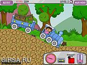 Игра Dora Train Express Game