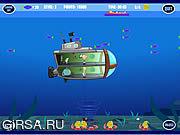 Флеш игра онлайн Down Perry-Scope