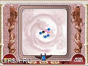 Флеш игра онлайн Шарики дракона / Dragon Balls