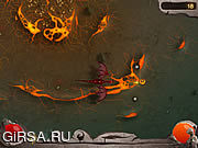 Флеш игра онлайн Пламя дракона 2 / Dragon Flame 2