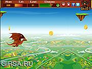 Флеш игра онлайн Dragon Ride