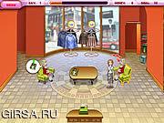 Флеш игра онлайн Спешка Dressup