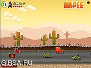 Флеш игра онлайн Вождение Воин / Driving Warrior