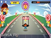 Флеш игра онлайн Дульсе Patinaje