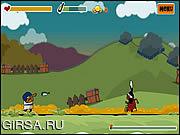 Флеш игра онлайн Dump Escape