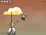 Флеш игра онлайн DwarfToss