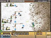 Флеш игра онлайн Война карлика