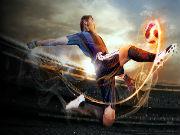 Флеш игра онлайн Striker Superstars